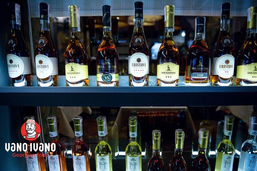 алкоголь на свадьбу от Vano